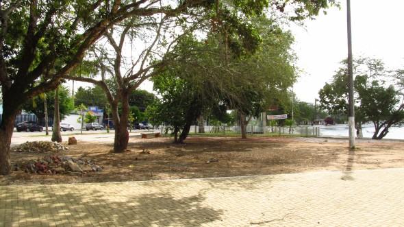 novo espaço, prometido pela Prefeitura